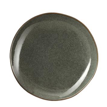 Tabo bord groen - h3xd26,5cm