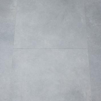 Le Noir et Blanc Click PVCPiastro Vloertegel Licht Grijs 91x46 cm 2,51 m2