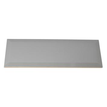 Wandtegel Metro grijs 10x30 cm 0,9m²