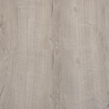 Karwei PVC click vloer Primera lichtgrijs eiken 2,24 m2
