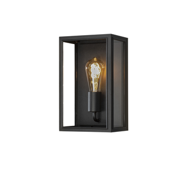 Konstsmide wandlamp Carpi vierkant
