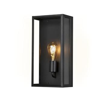 Konstsmide wandlamp Capri vierkant