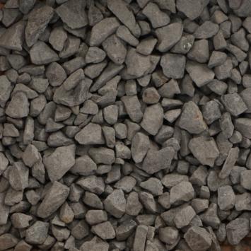 Split Grind Basalt Antraciet 8-16 mm - Per Zak á 1000 kg