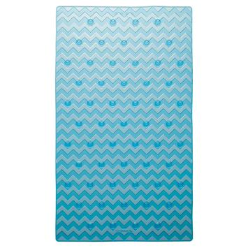 Sealskin Antislipmat Leisure Blauw PVC 40x70 cm