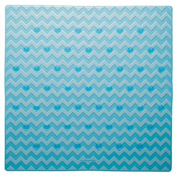 Sealskin Antislipmat Leisure Blauw PVC 53x53 cm