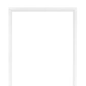 Kozijnset gegrond universeel 56x90 mm deur 211,5 cm