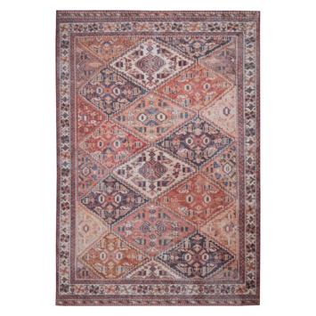 Antalya Vloerkleed Rood 160x230 cm