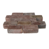 Klinker Beton Facet Oud Hollands 21x10,5x7 cm - 36 Klinkers / 0,75 m2