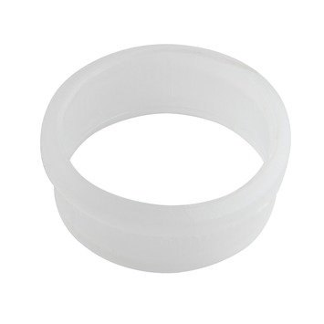 KARWEI nylon ring wit 18 mm (2 stuks)