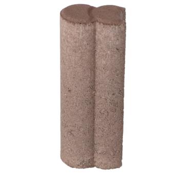 Palissade Beton Bruin 25x8,3x6 cm