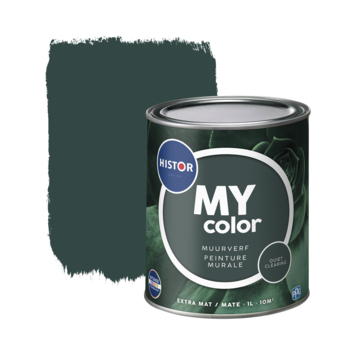 Histor My Color muurverf extra mat quiet clearing 1 liter