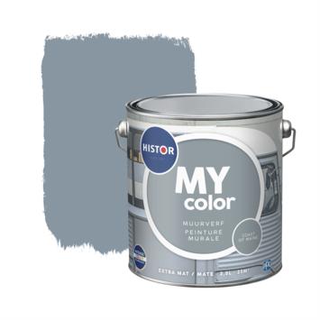 Histor My Color muurverf extra mat coast of m. 2,5 liter