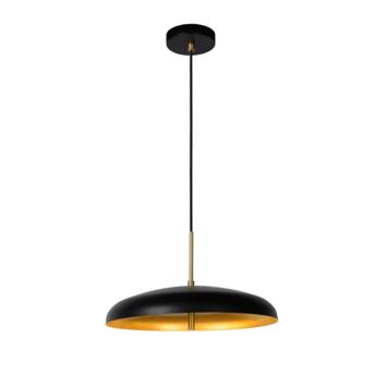Lucide hanglamp Elgin zwart