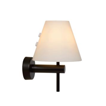Lucide badkamer wandlamp Roxy