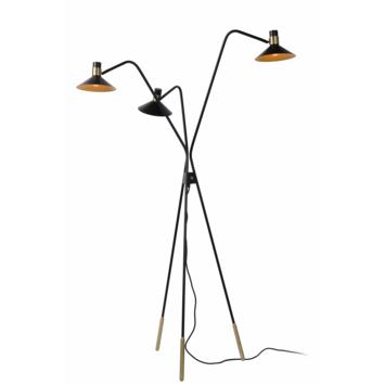 Lucide vloerlamp Pepijn 3-lichts