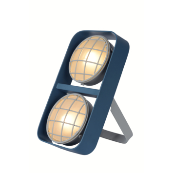 Lucide Renger Tafellamp Kinderkamer blauw
