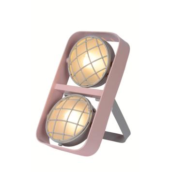 Lucide Renger Tafellamp Kinderkamer roze