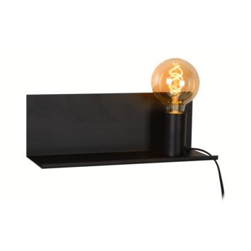 Lucide Sebo Bedlamp zwart