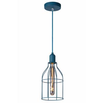Lucide Pola Hanglamp Kinderkamer blauw