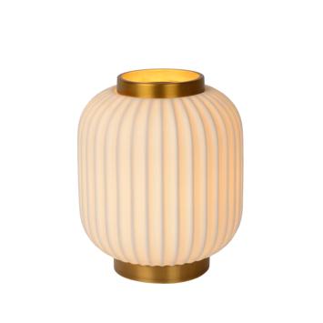 Lucide Gosse Tafellamp Wit H23,8cm