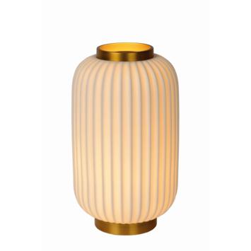 Lucide Gosse Tafellamp Wit H33,7cm