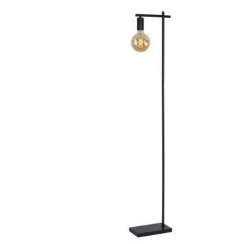 Lucide Vloerlamp Zwart