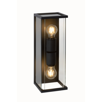 Lucide buitenlamp Claire duo