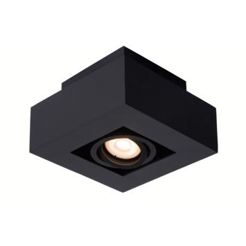Lucide spot Xirax zwart
