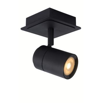 Lucide badkamer spot Lennert IP44 zwart