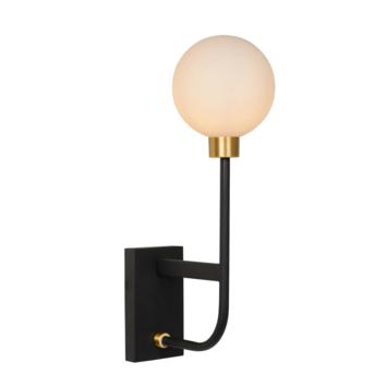 Lucide badkamer wandlamp Berend
