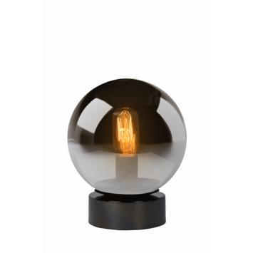 Lucide  Jorit Tafellamp Fumé Ø20