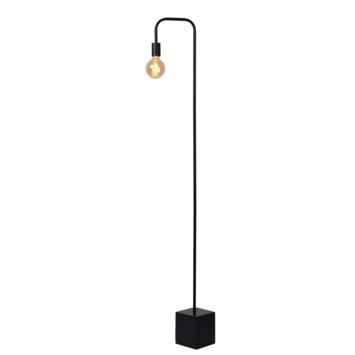 Lucide Lorin Vloerlamp Zwart