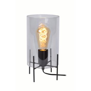 Lucide STEFFIE Tafellamp Smoke