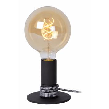Lucide tafellamp Marit zwart