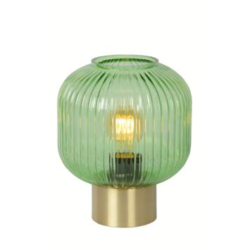 Lucide tafellamp Maloto groen