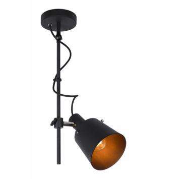 Lucide Fedor Sokkellamp Buiten zwart