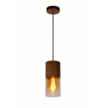 Lucide hanglamp Zino koper