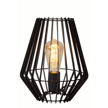 Lucide Reda Tafellamp Zwart H 27cm
