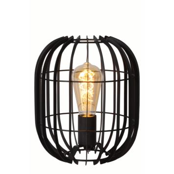 Lucide Reda Tafellamp Zwart H 26cm