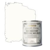 Rust-oleum Chalky Finish Meubelverf krijtwit 750 ml