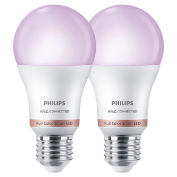 Philips Smart LED E27 duopack color