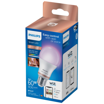 Philips Smart LED E27 color
