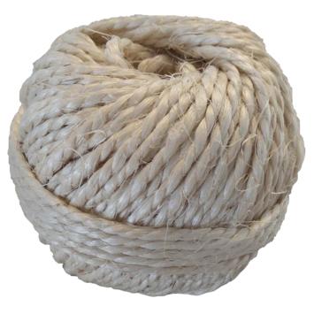 Ledent touw sisal Ø2,5 mm / +/- 50 m