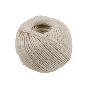 Ledent touw sisal S2 wit Ø3 mm / 140 m