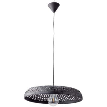 Hanglamp Joris zwart
