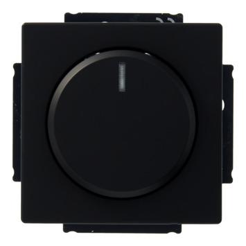 Busch-Jaeger Future linear dimmer elektrische trafo zwart