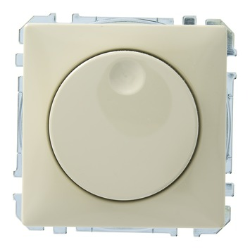 Schneider Artec dimmer gloei-/halogeenlamp crème