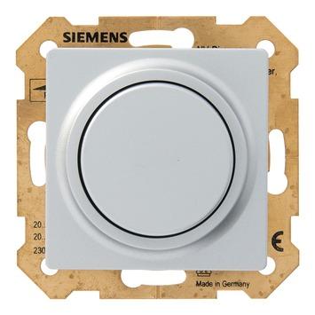 Siemens Delta dimmer elektrische trafo aluminium