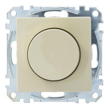 Schneider System m dimmer gloei-/halogeenlamp creme