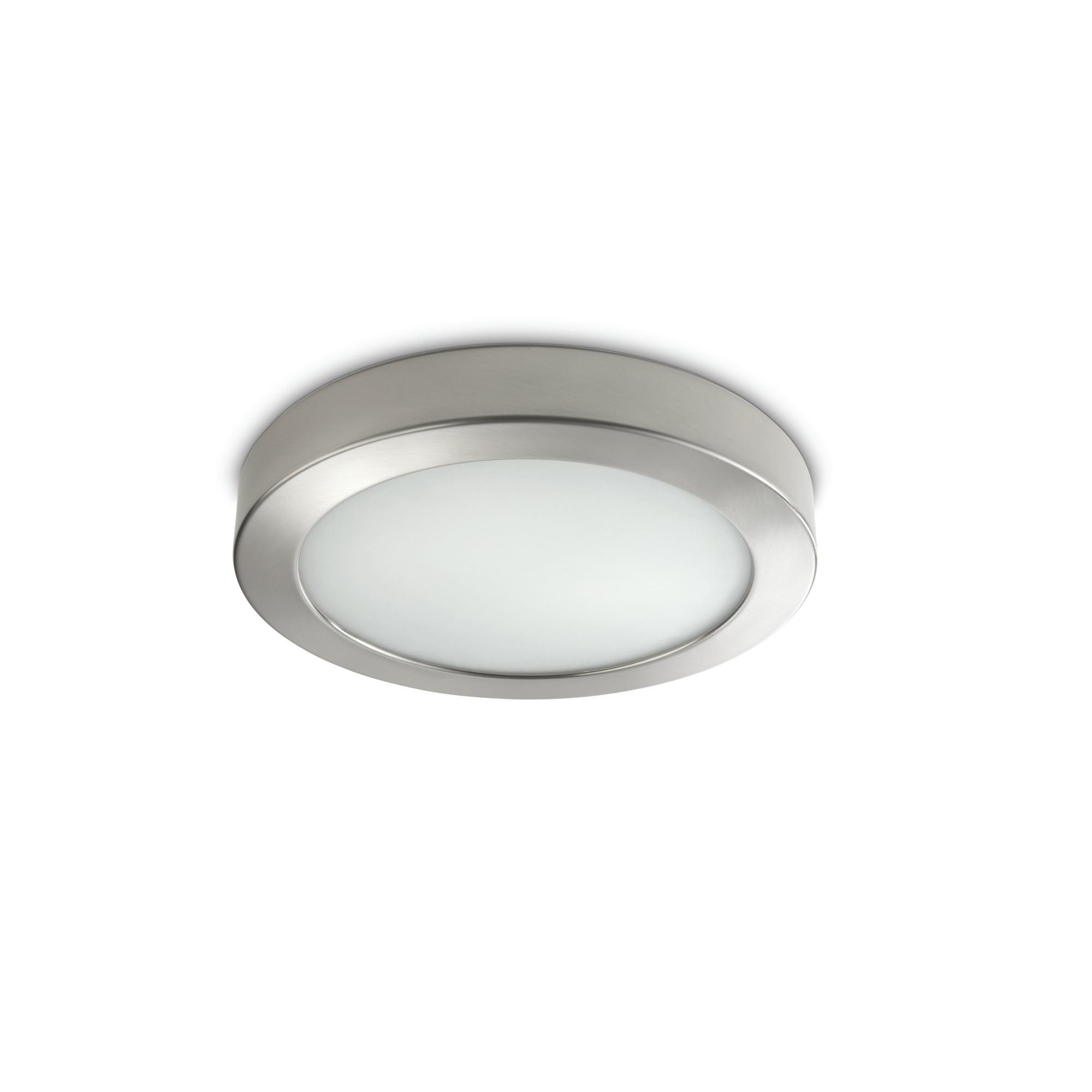 energie A+, Plafondlamp myLiving metaal 1-lichtbron, Philips Ledino